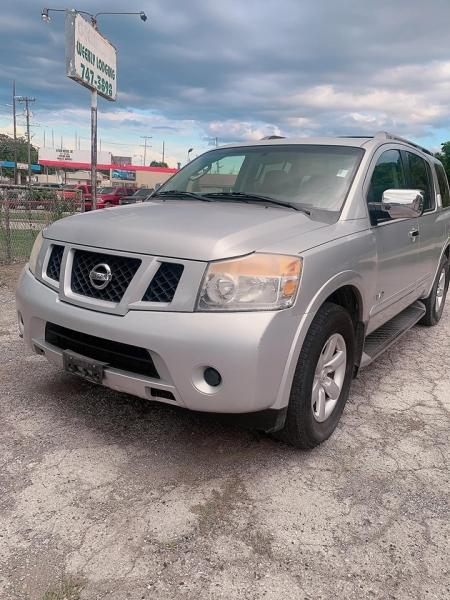 Nissan Armada 2008 price $4,500