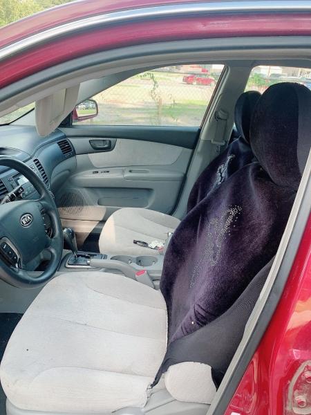 Kia Optima 2008 price $4,000