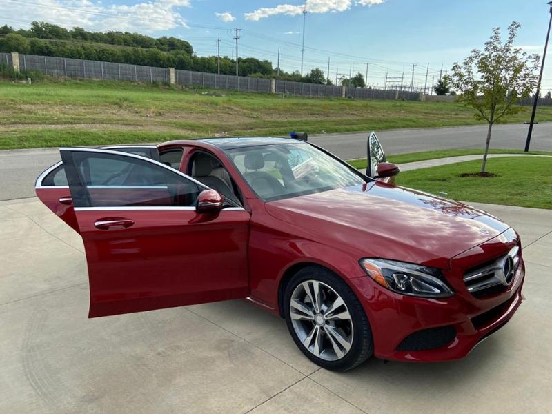 Mercedes-Benz C-Class 2016 price $20,000