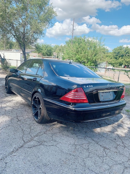 Mercedes-Benz S-Class 2002 price $5,000