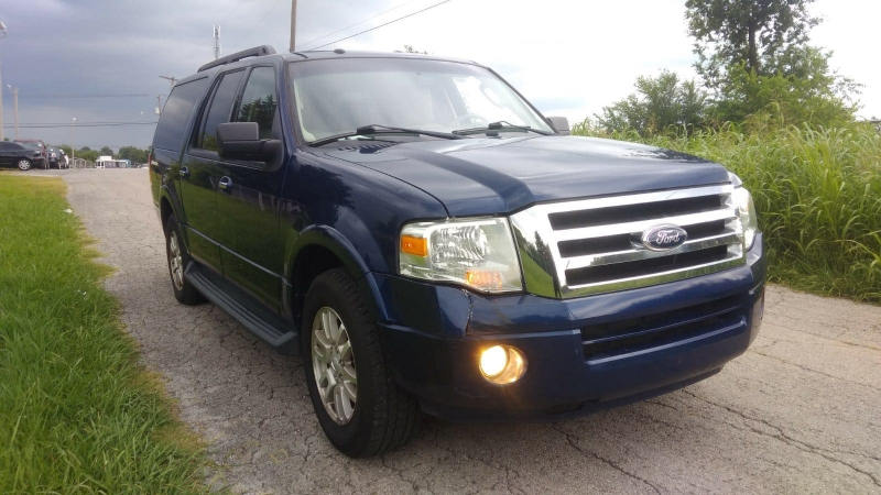 Ford Expedition EL 2012 price $7,500