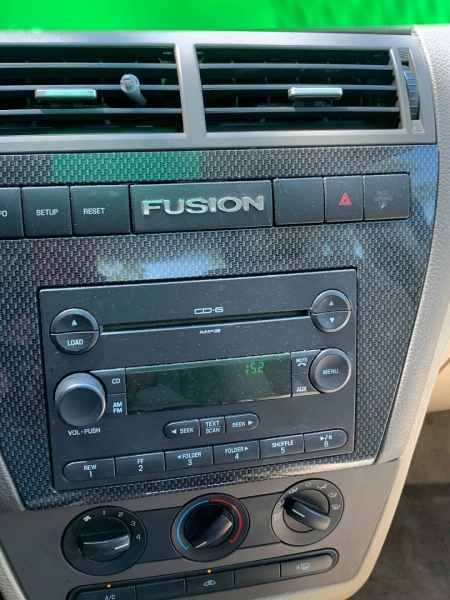 Ford Fusion 2006 price $6,000