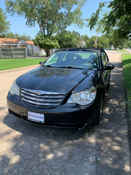Chrysler Sebring Sdn 2007 price $5,500