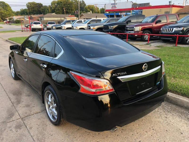Nissan Altima 2014 price $7,500