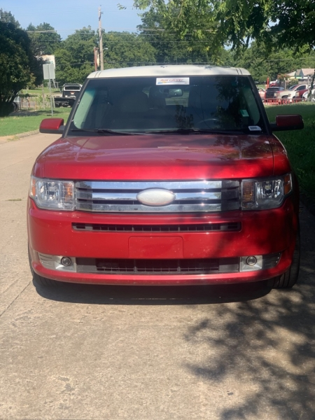 Ford Flex 2012 price $8,000