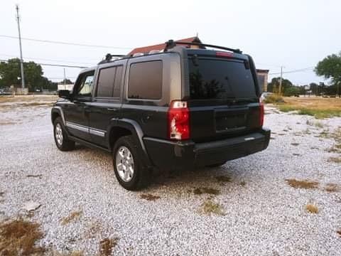 Jeep Commander 2007 price $4,500