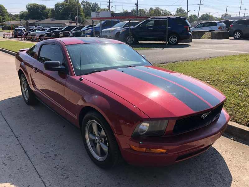 Ford Mustang 2008 price $6,000