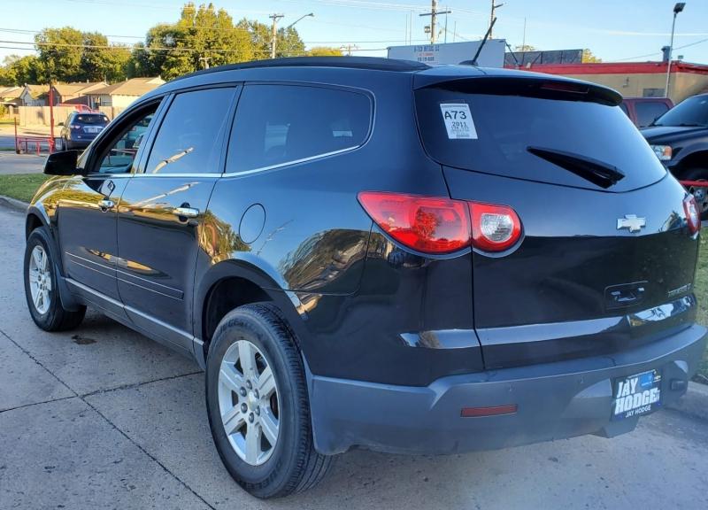Chevrolet Traverse 2011 price $6,000