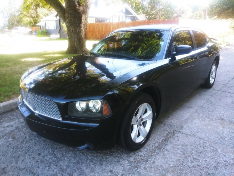 Dodge Charger 2008 price $6,000