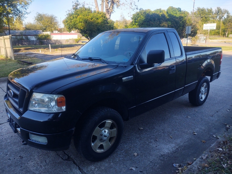 Ford F-150 2005 price $8,000