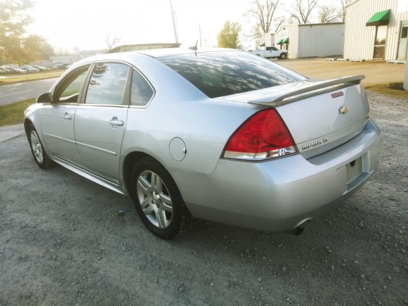 Chevrolet Impala 2013 price $4,000