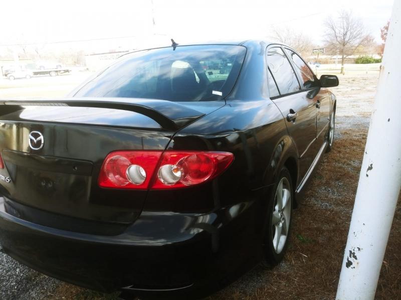 Mazda Mazda6 2004 price $3,500