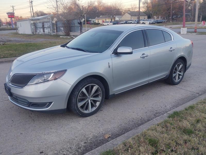 Lincoln MKS 2013 price $8,000