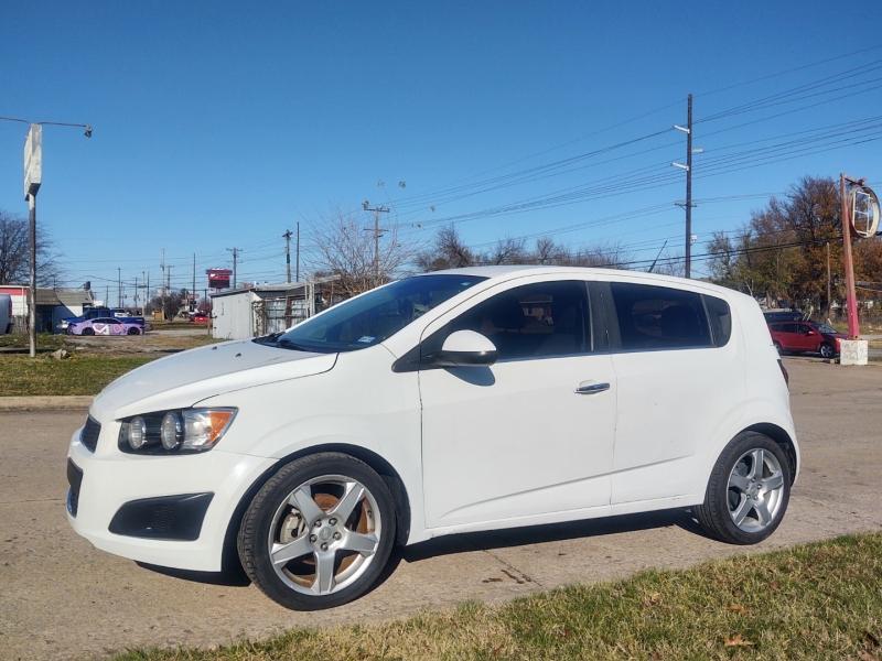 Chevrolet Sonic 2013 price $6,000