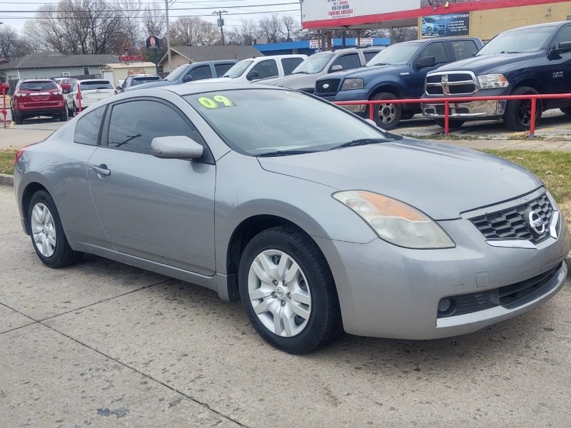 Nissan Altima 2009 price $7,000