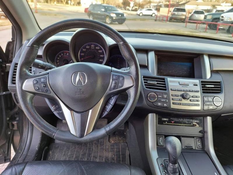 Acura RDX 2010 price $8,000