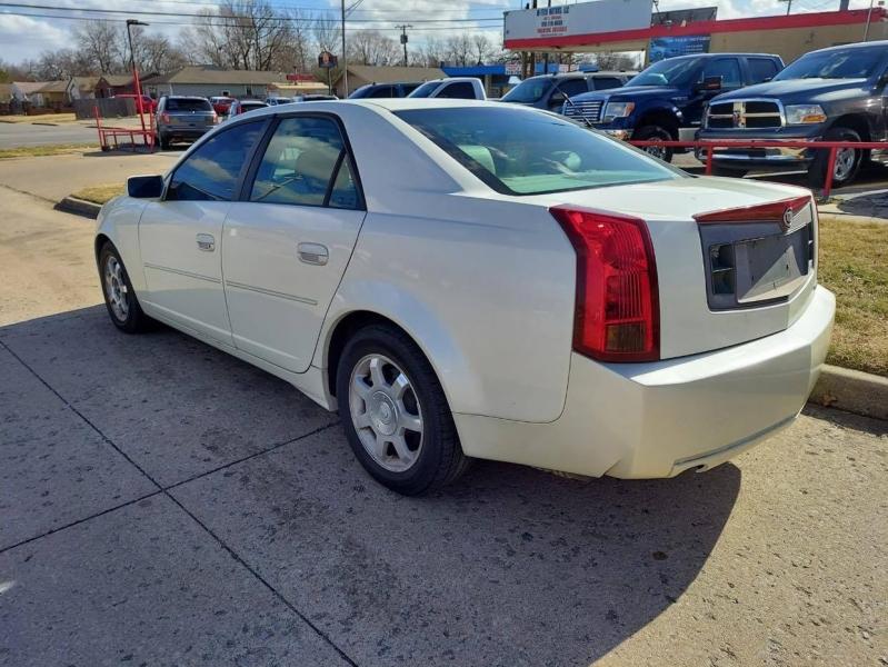 Cadillac CTS 2003 price $6,000