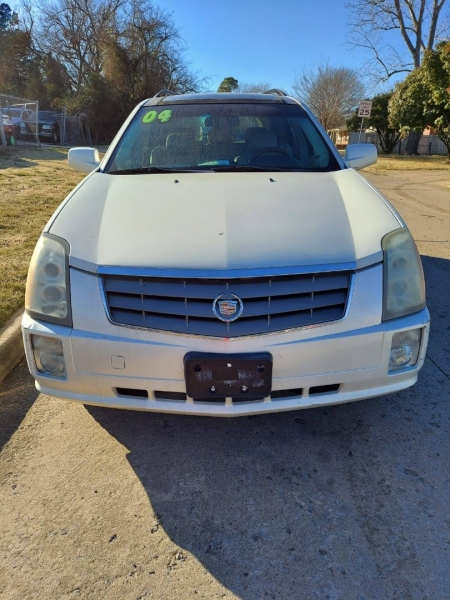 Cadillac SRX 2004 price $6,000