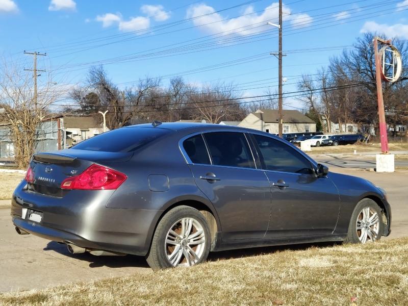 Infiniti G37 Sedan 2010 price $5,000