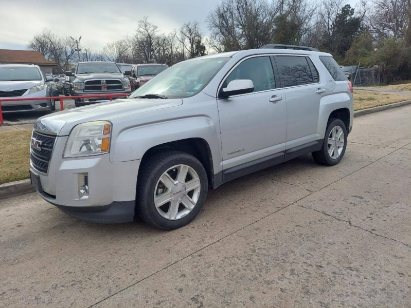 GMC Terrain 2010 price $9,000