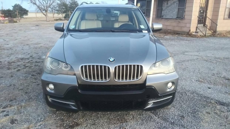 BMW X5 2007 price $6,000