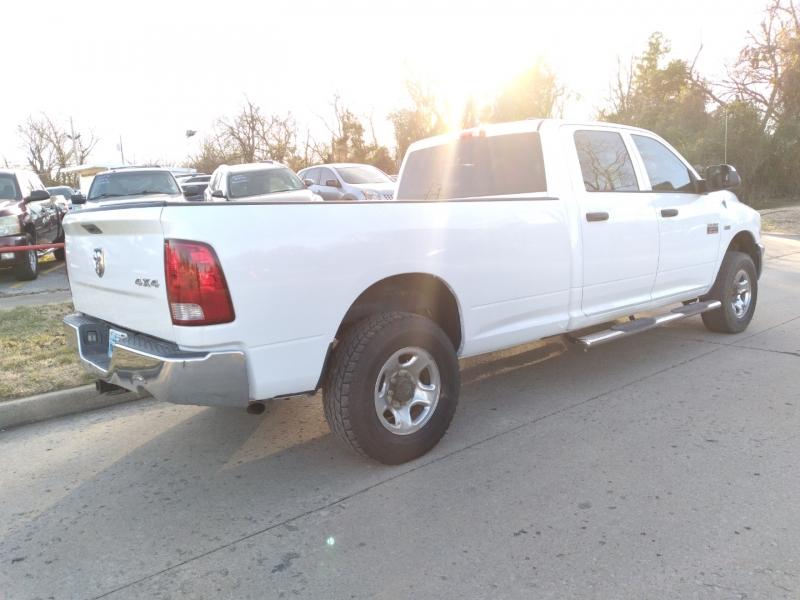 RAM 2500 2012 price $12,000
