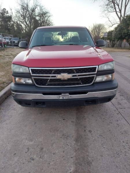 Chevrolet Silverado 1500 Classic 2007 price $10,000