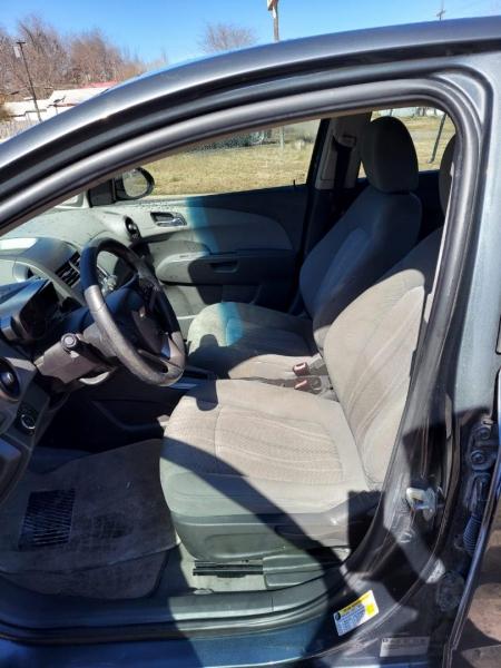 Chevrolet Sonic 2012 price $6,500