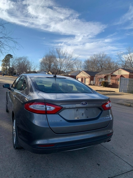 Ford Fusion 2014 price $7,500