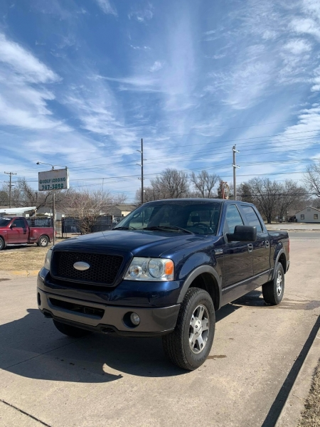 Ford F-150 2006 price $10,000