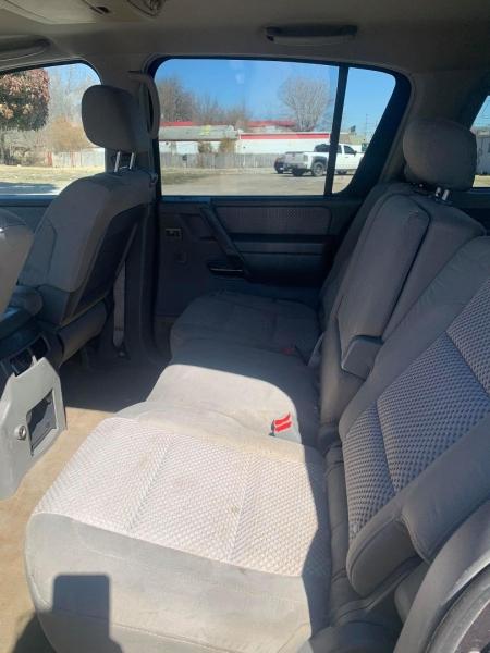 Nissan Armada 2007 price $4,500