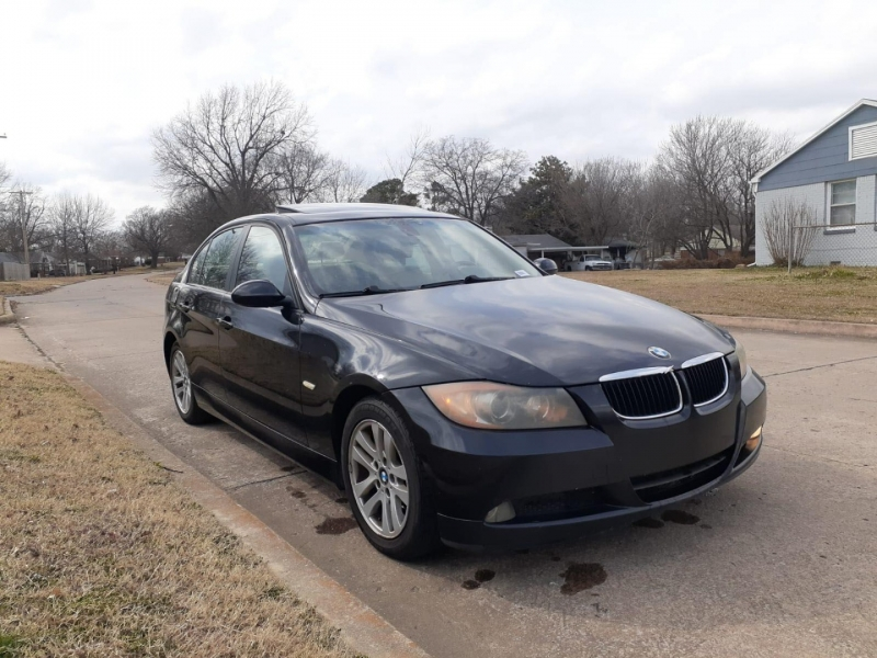 BMW 3-Series 2006 price $5,000
