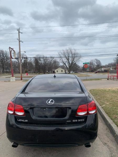 Lexus GS 350 2007 price $6,500