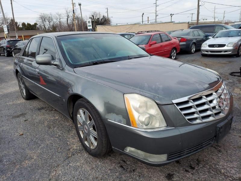 Cadillac DTS 2007 price $6,000