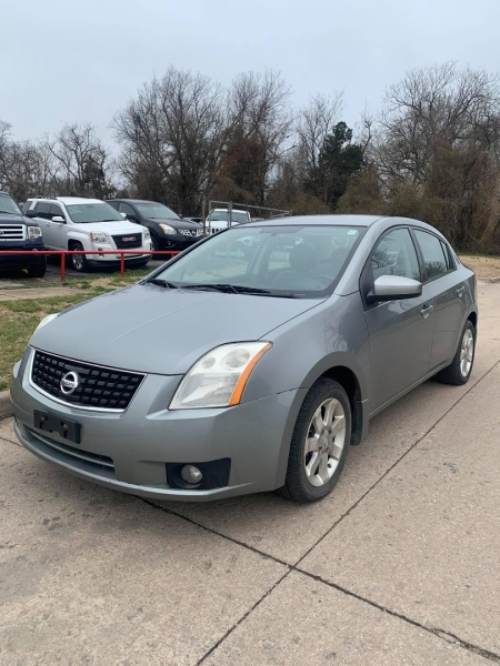 Nissan Sentra 2008 price $6,500