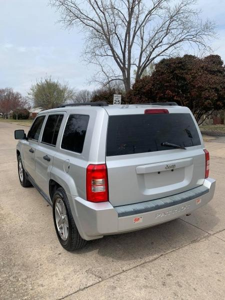 Jeep Patriot 2007 price $8,500
