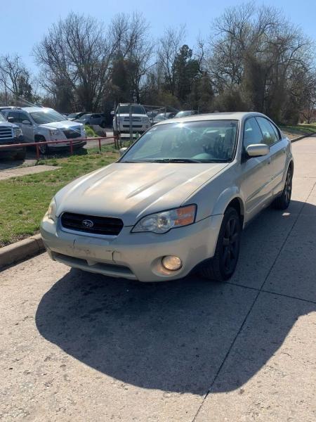 Subaru Legacy Sedan 2007 price $5,000
