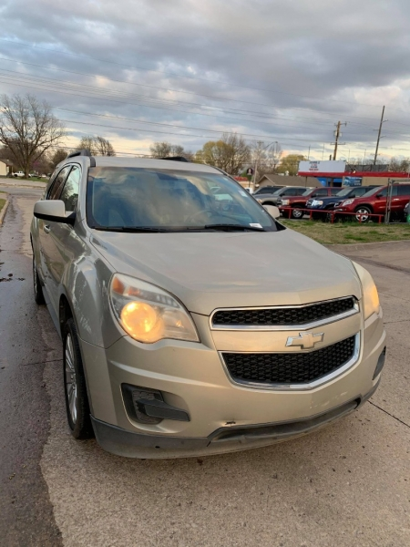 Chevrolet Equinox 2010 price $5,000