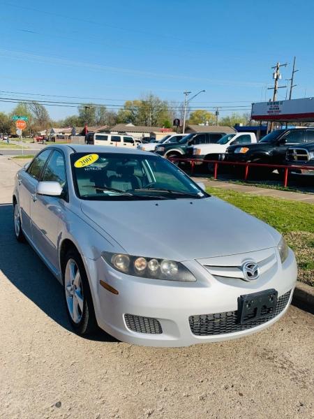 Mazda Mazda6 2007 price $4,000