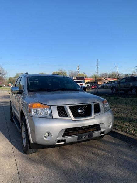 Nissan Armada 2012 price $12,000