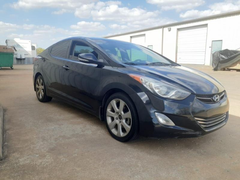 Hyundai Elantra 2013 price $6,000