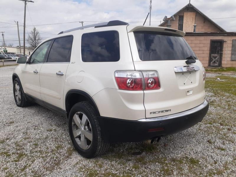 GMC Acadia 2010 price $10,000