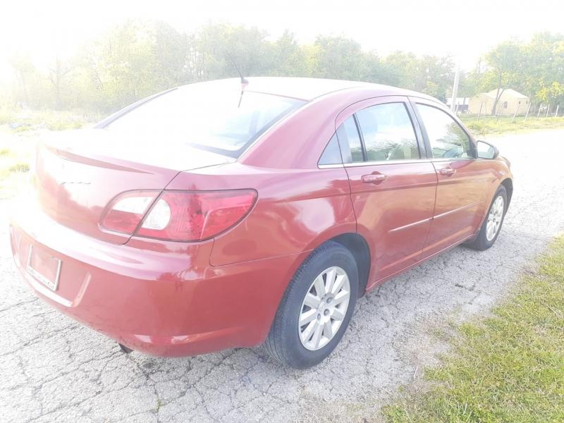 Chrysler Sebring Sdn 2007 price $5,000