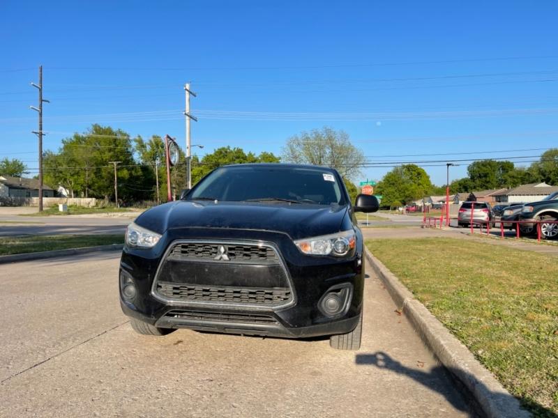 Mitsubishi Outlander Sport 2014 price $9,999