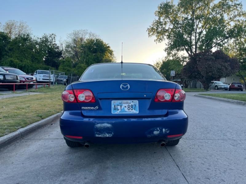 Mazda Mazda6 2004 price $4,000