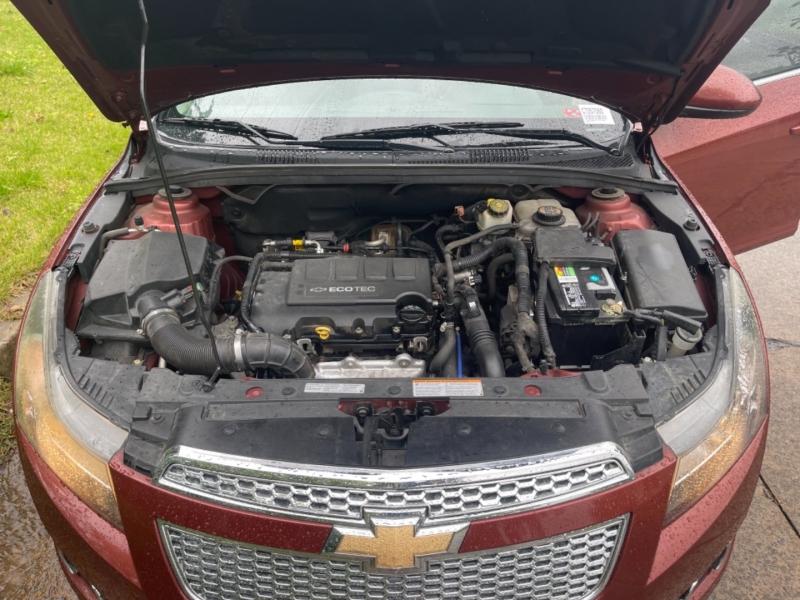 Chevrolet Cruze 2012 price $5,500