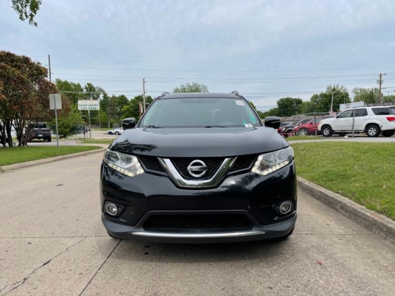 Nissan Rogue 2015 price $12,000