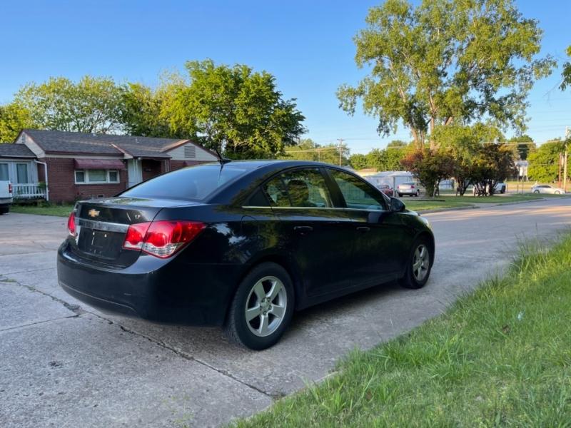 Chevrolet Cruze 2014 price $8,499