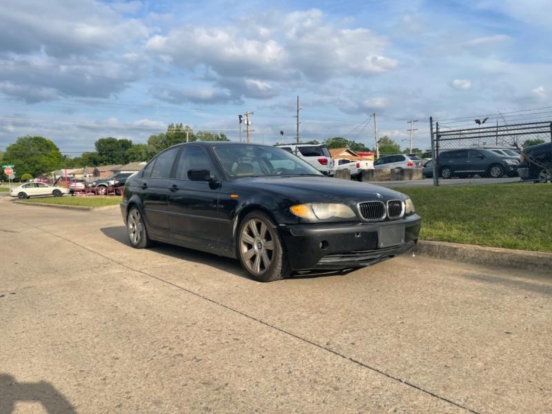 BMW 3-Series 2003 price $4,000
