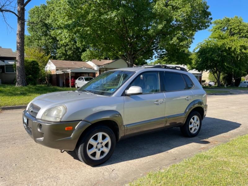 Hyundai Tucson 2005 price $6,500